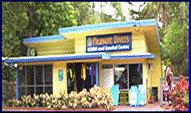Dive Center for sale - 5 Star IDC Center for sale on Magnetic Island N. Queensland.