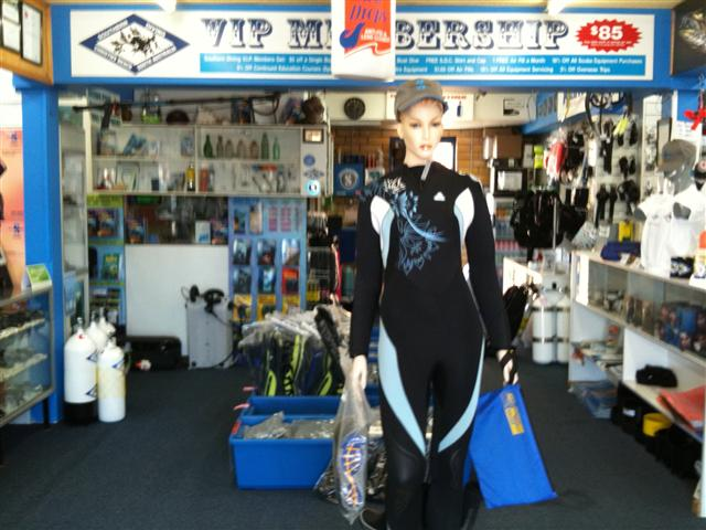 Dive Center For Sale - Adelaide Dive Shop for Sale