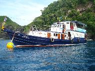 Dive Boat for sale - Fully equipped live aboard for sale