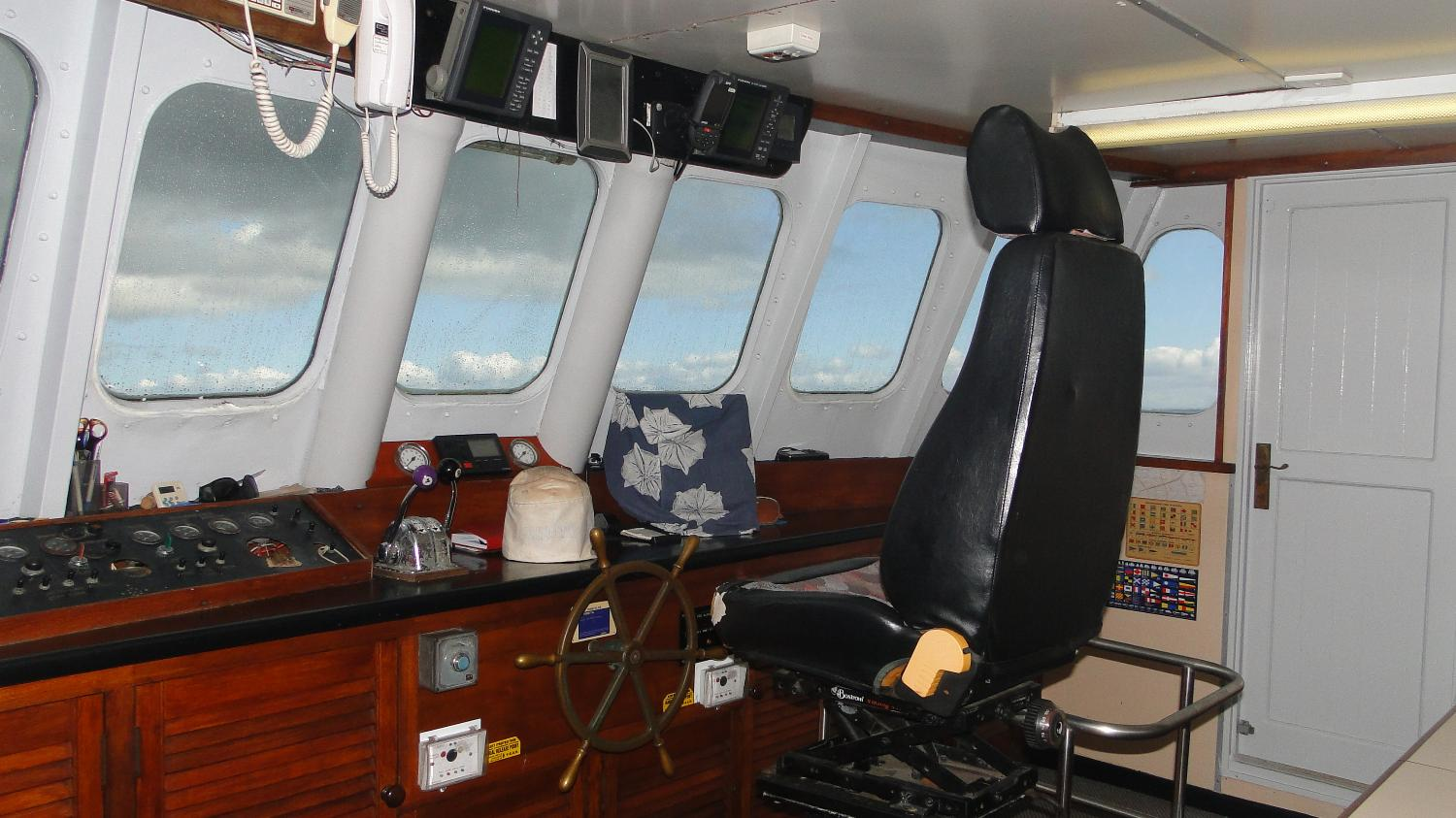 Dive Center For Sale - Live-a-Board Diving  Boat