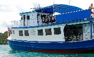 Dive Boat for sale - TEMPORARILY ON HOLD!!!