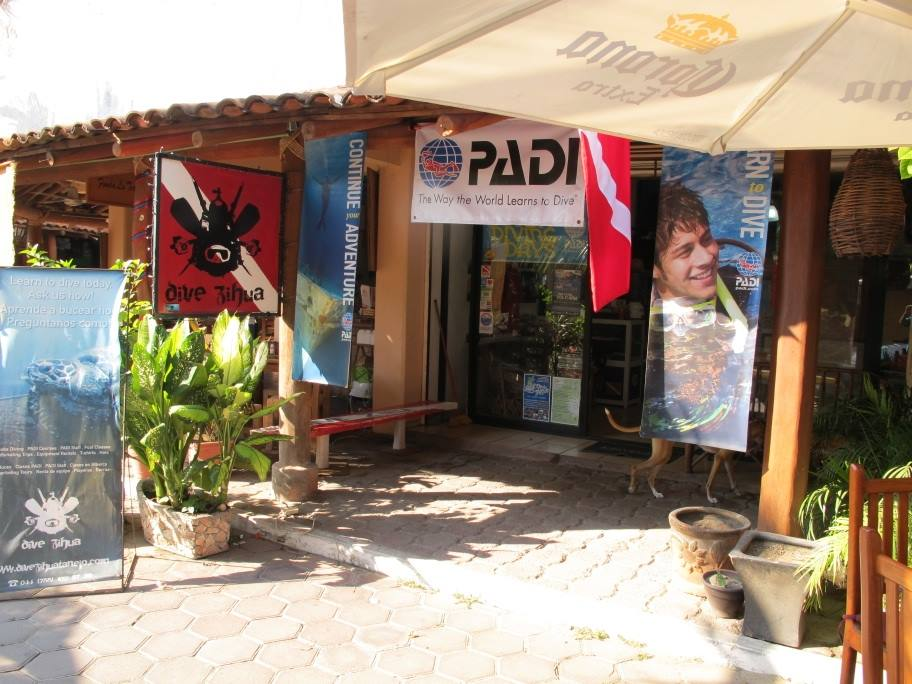 Dive Center For Sale - Established PADI Dive Shop/Resort *Lowered price! SOLD!