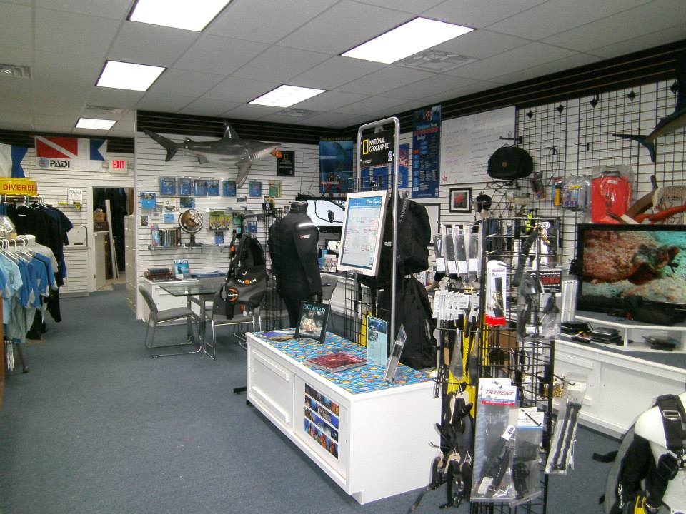 Dive Center For Sale - PADI 5-Star IDC Dive Center in Central Virginia for Sale