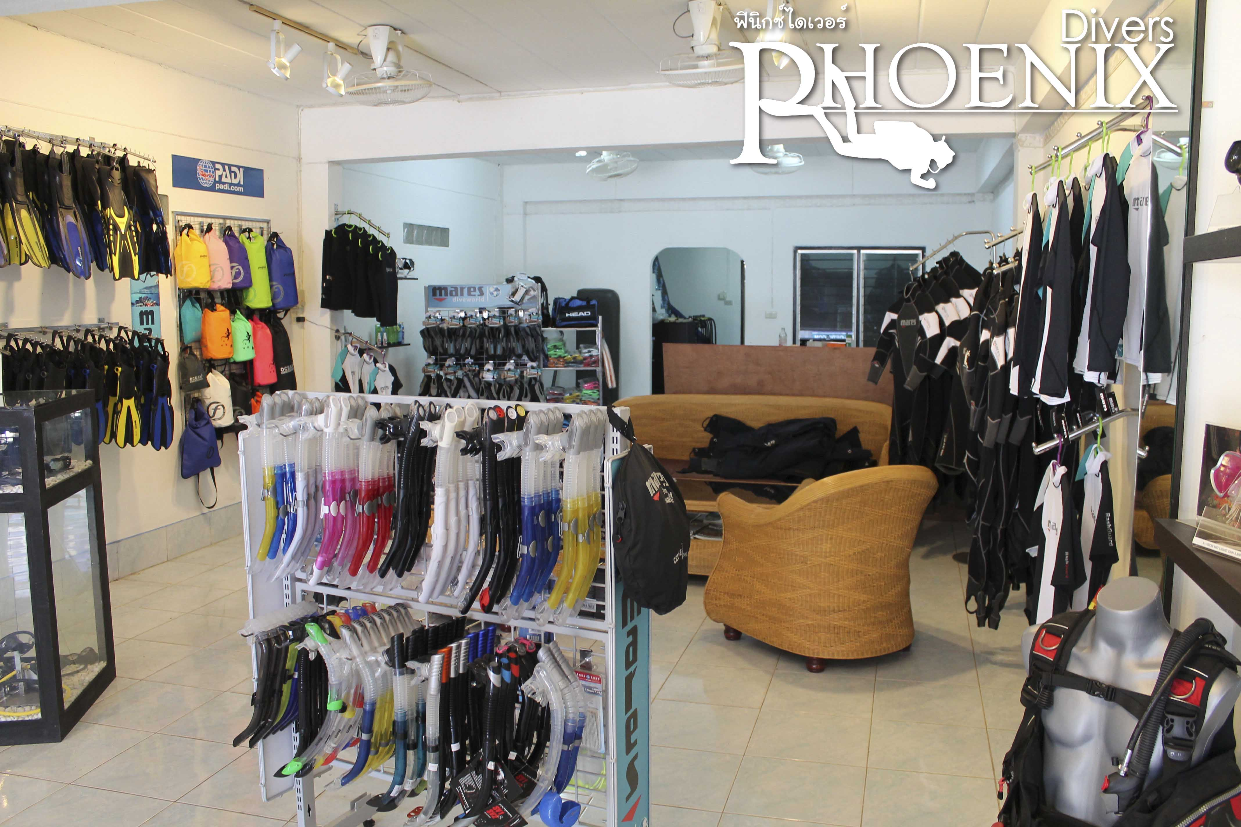 Dive Center For Sale - Well established Padi 5 star dive and freedive center