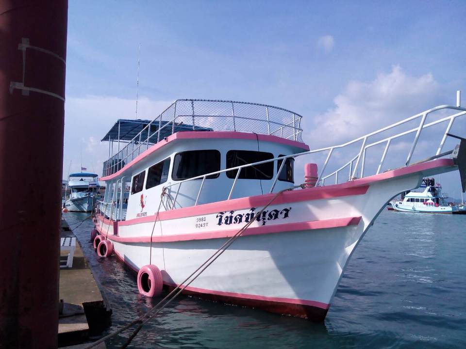 Dive Center For Sale - Day trip boat for sale in Phuket! 1.99M baht