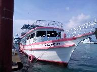 Dive Boat for sale - Dive boat for sale in Phuket