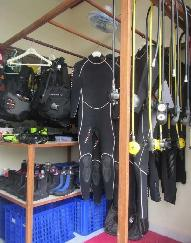 Dive Center for sale - SOLD!! Inexpensive & High Value Brand of Dive Center in Sanur Bali for Sale
