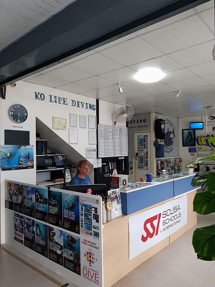 Dive Center For Sale - Looking for business partner (active or silent) - Shareholder for sale