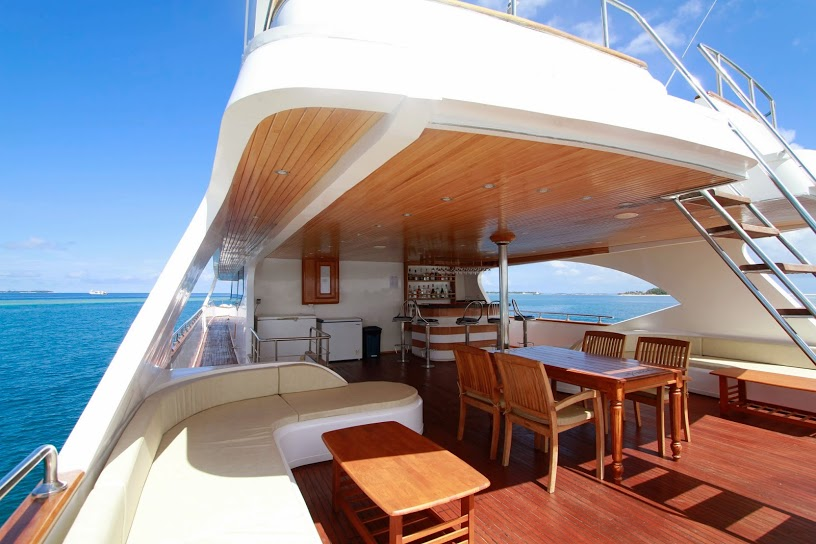 Dive Center For Sale - Liveaboard for sale, 35m, renewal 2014 by Almaroon