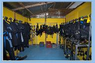 Dive Center for sale - Costa Rica: PADI/SSI Dive Resort for sale