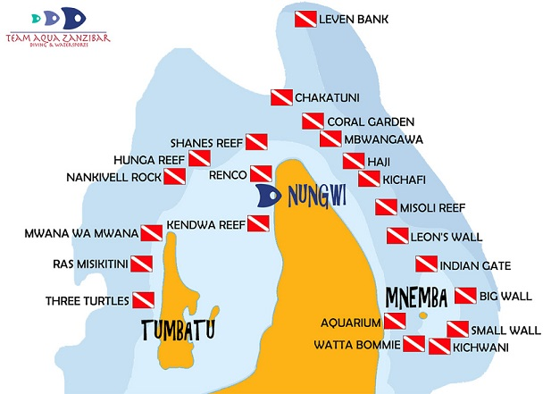 Dive Center For Sale - Easy to run diving centre on ZANZIBAR is searching for a partner
