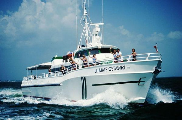 Dive Center For Sale - 100' Breaux Bay is the basis of a successful long-term dive charter business.
