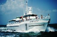 Dive Boat for sale - 100' Breaux Bay is the basis of a successful long-term dive charter business.