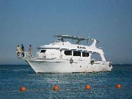 Dive Boat for sale - Daily charter (diving/snorkeling) motorboat for sale