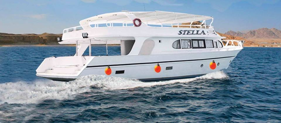 Dive Center For Sale - Stella Boat for Sale in the Red Sea