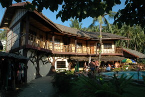 Dive Center For Sale - Dive Resort with restaurant and divecenter in the philippines
