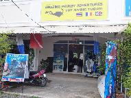 Dive Center for sale - PADI Dive center Phuket Thailand for sale.