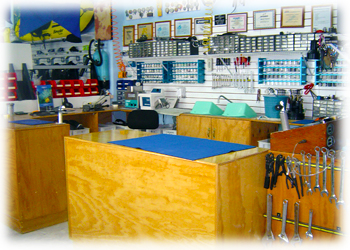 Dive Center For Sale - Scuba Repair, Equipment and Sales Business - COZUMEL