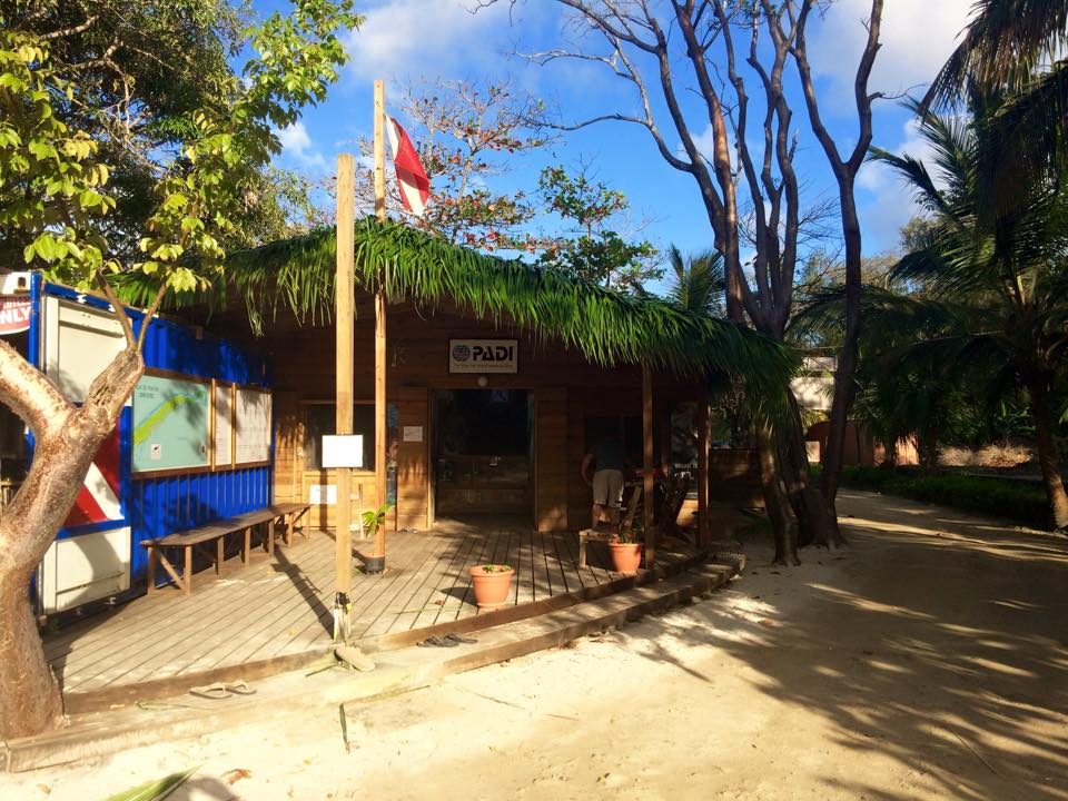 Dive Center For Sale - SOLD #1 Rated Dive Center (TripAdvisor) in Beautiful West Bay, Roatan, Honduras