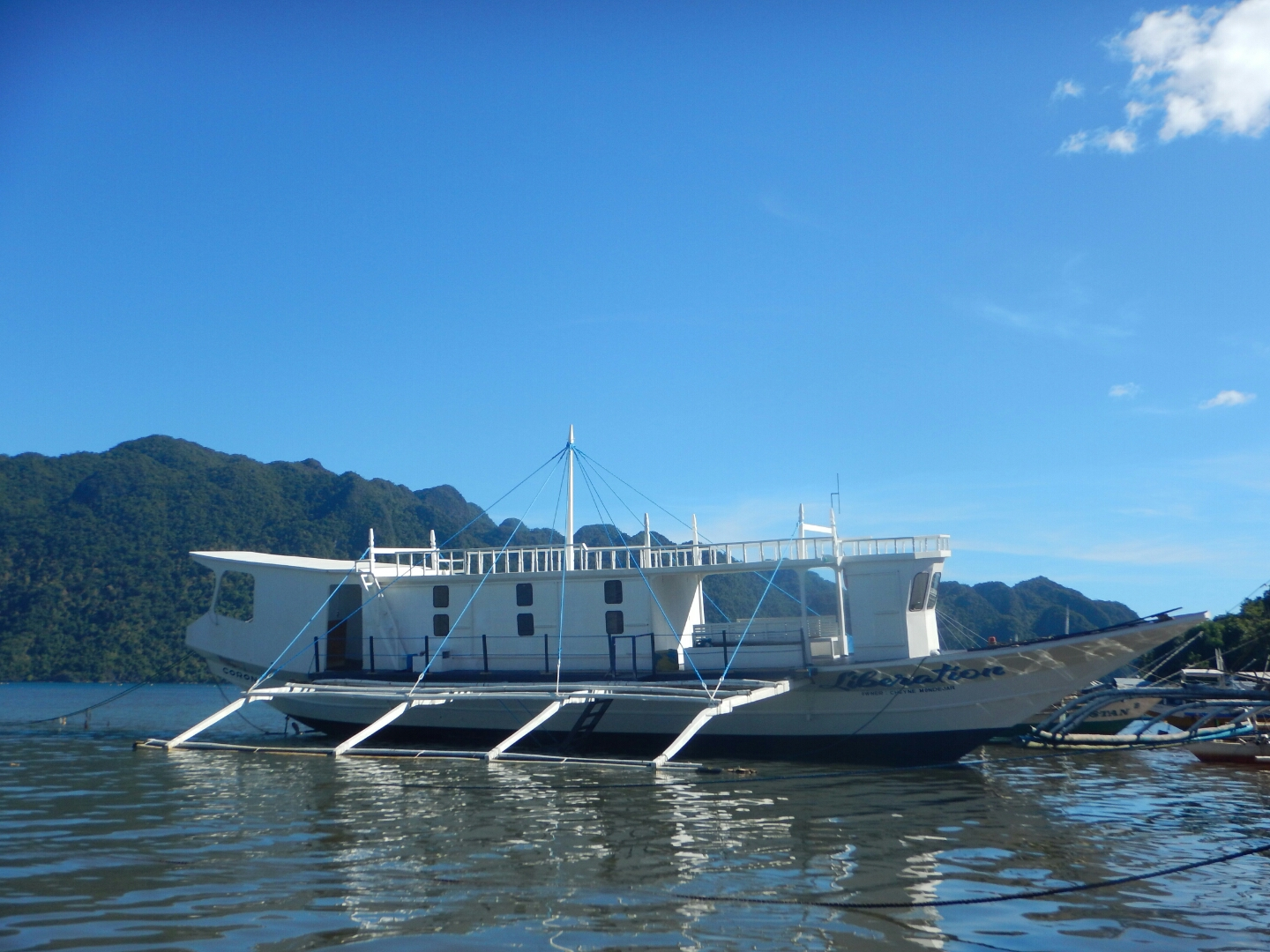 Dive Center For Sale - Budget Liveaboard Diving Boat - Coron Palawan, Philippines