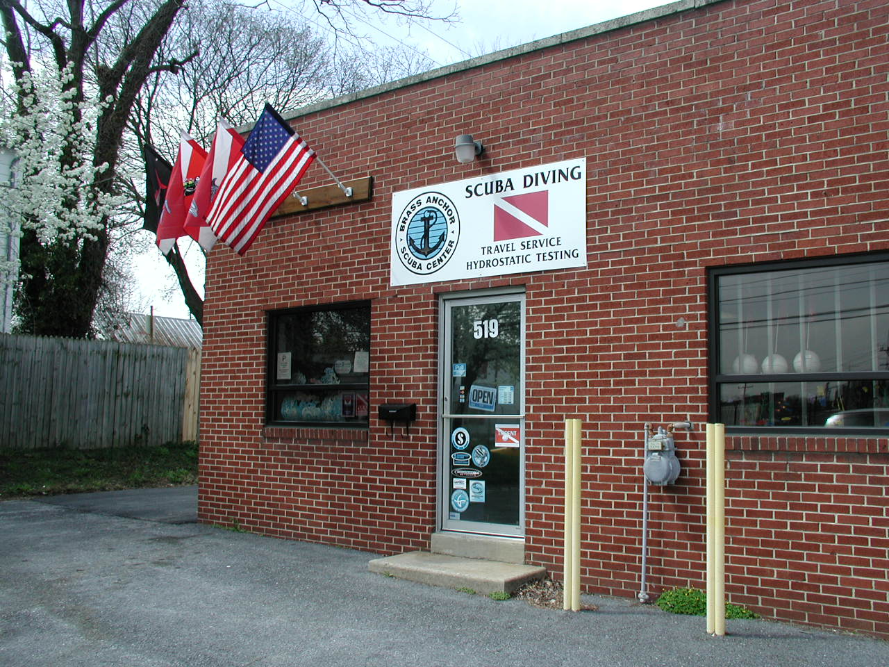 Dive Center For Sale Thriving Scuba Business In Frederick Md Sold