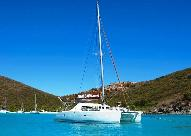 Dive Boat for sale - Very well establish Catamaran Sail and Dive liveaboard operation in the BVI for sale LIVING THE DREAM :-) perfect for a Couple Team (capt./dive instructor & mate /chef/dive instructor)
