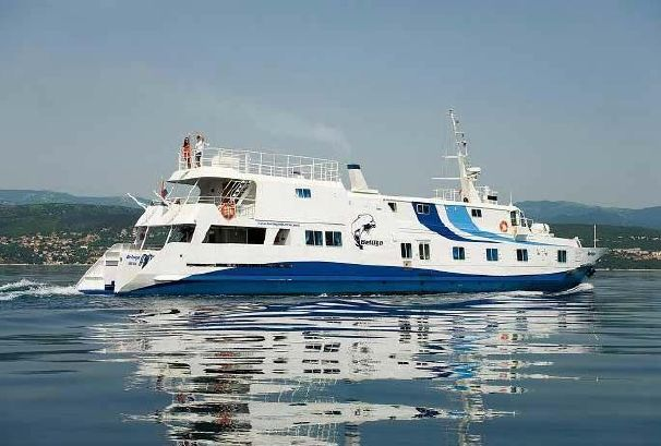 Dive Center For Sale - diving ship in Croatia.