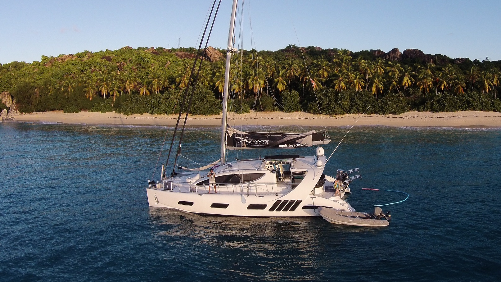 Dive Center For Sale - Luxury catamaran fully equipped for live aborad sail & dive charters
