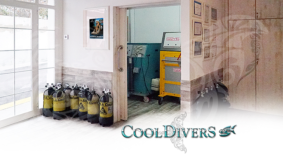 Dive Center For Sale - Cool Divers Dive Center and BOND-Safari for sale