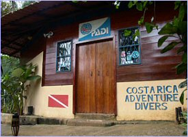 Dive Center For Sale - Dive Shop in Costa Rica