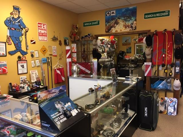 Dive Center For Sale - Well-Established Dive Shop For Sale in Beautiful Charleston, SC (Price reduced from $325,000 - Owner Motivated to Sell)