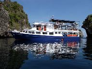 Dive Boat for sale - Best running LB in Similan Island for sale now
